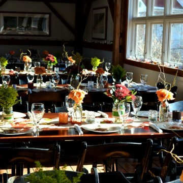 Murray Wedding- Tables