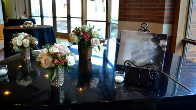 Lundgren Wedding- Foyer Decor 4