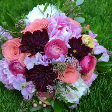 Szachowicz Wedding- Bridal Bouquet